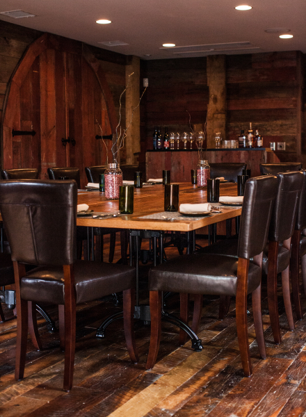 Husk S Private Dining