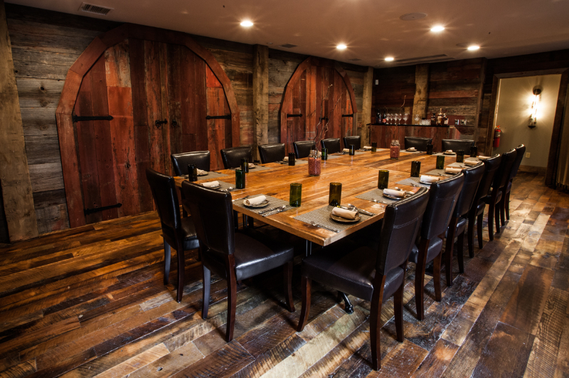 100 the 5 best private dining the best private for Best small private dining rooms chicago